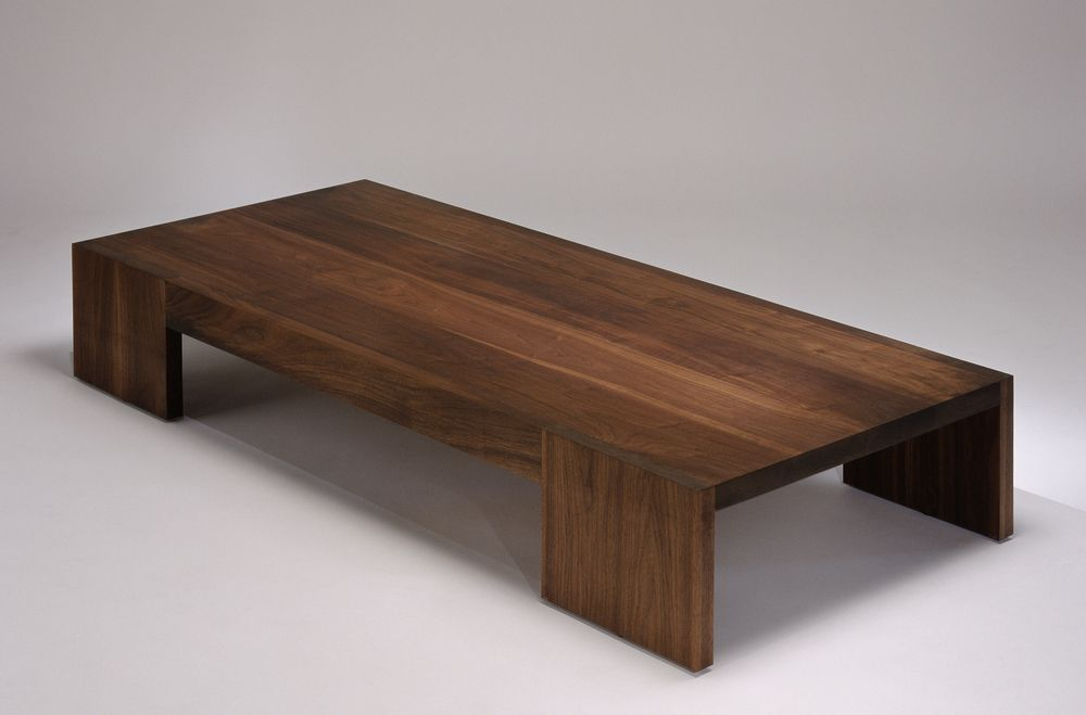 Solid Walnut Coffee Table Materials Solid Walnut Dimensions Low