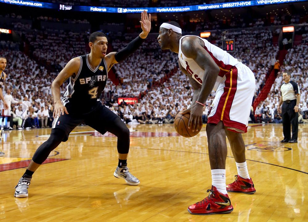 9d55a22655f6 Nike LeBron X P.S. Elite on Court  Game 1 NBA Finals