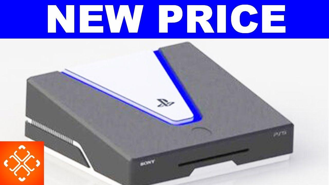 Ps5 New Price In 2020 New Price Vr Games Price