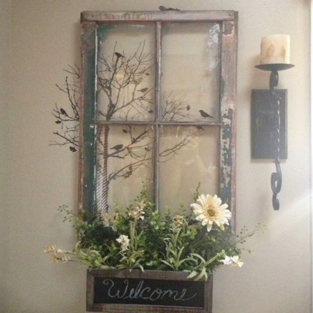 Photo of Old Window Frames DIY Ideas and Window Frame Crafts – Clever DIY Ideas