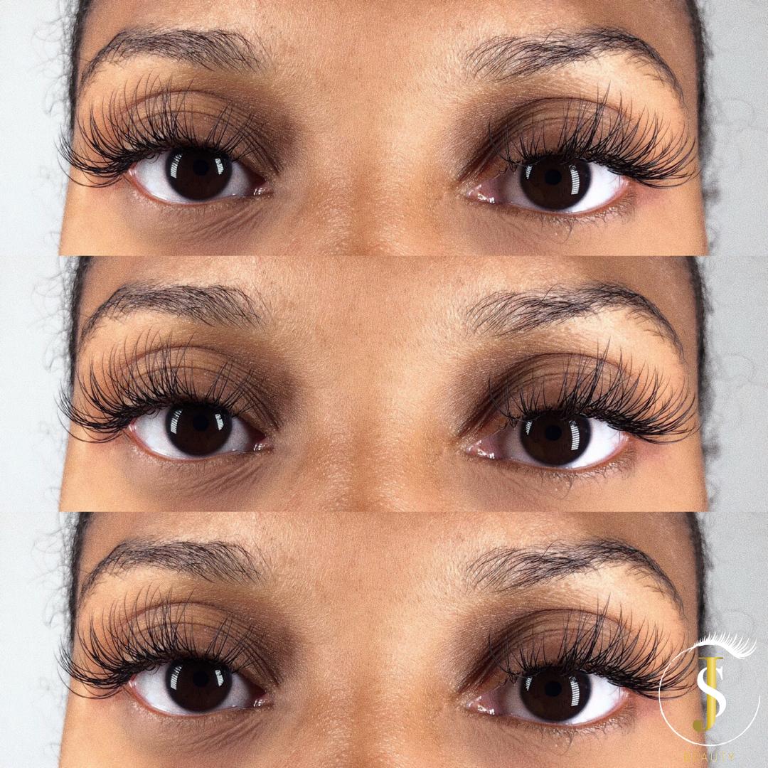 JSBeauty Charlotte, NC   Eyelash extensions, Eyelashes ...