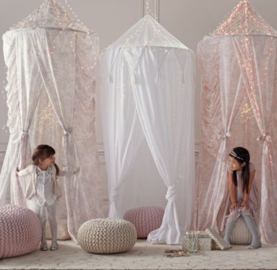 Restoration Hardware Play Canopy///just a fun idea to fill a room. & Restoration Hardware Play Canopy///just a fun idea to fill a room ...