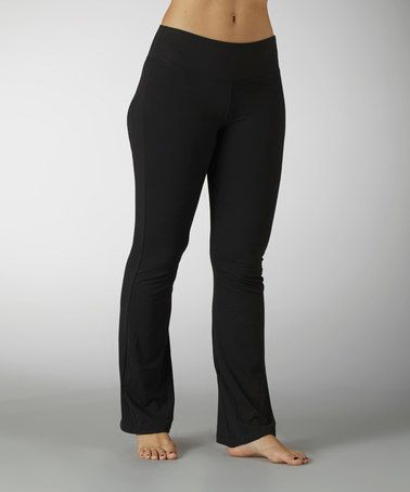 Take a look at this Black Sanded Dry-Wik Yoga Pants by Marika on #zulily today!  http://www.zulily.com/p/black-sanded-dry-wik-yoga-pants-59848-3875497.html?search_pos=56&search_page=28&fromSearch=true&search_ref=image