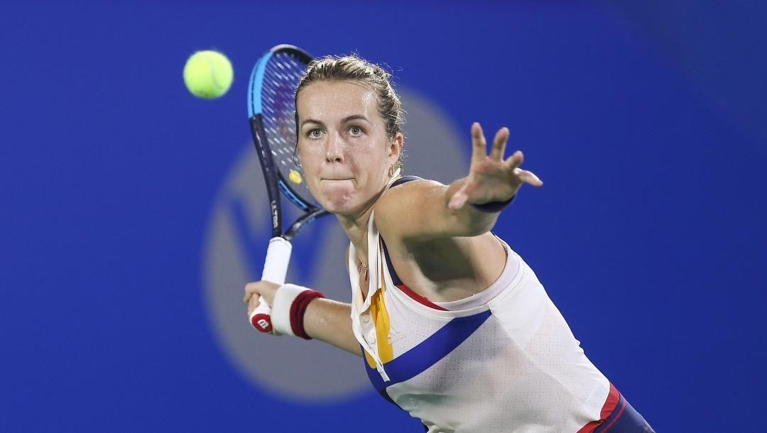 Anastasia Pavlyuchenkova Wins Hong Kong Title Getty Images Tennis Scores Tennis