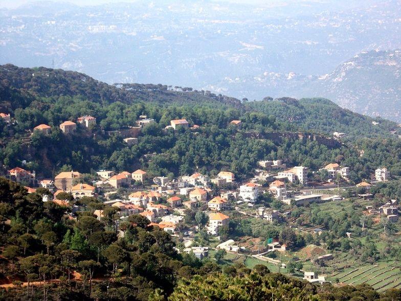 LEBANON, METN, DHOUIR CHOUIR SUMMER RESORT