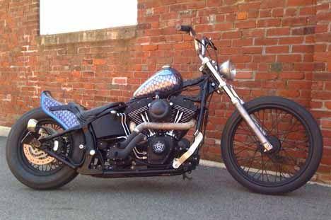 2003 HD Softail TwinCam Night Train Bobber motorbike – Indian Chief Motorcycle Wiring Harness Diagram