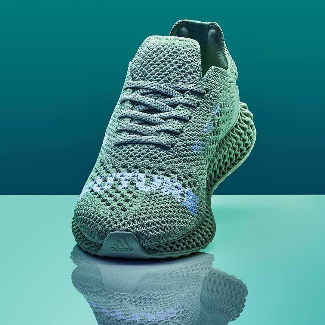 FIRST DETAILED LOOK Adidas x Daniel Arsham's Futurecraft