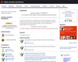 Eduredes: Redes Sociales Educativas