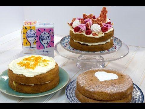 Cake · Victoria Sponge Recipe ... & Victoria Sponge Recipe | BakingMad.com | Cakes | Pinterest ...