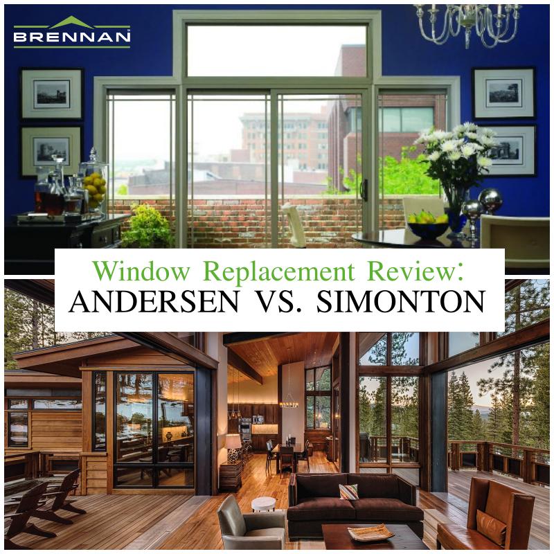 Andersen Vs Simonton Windows Replacement Windows Review