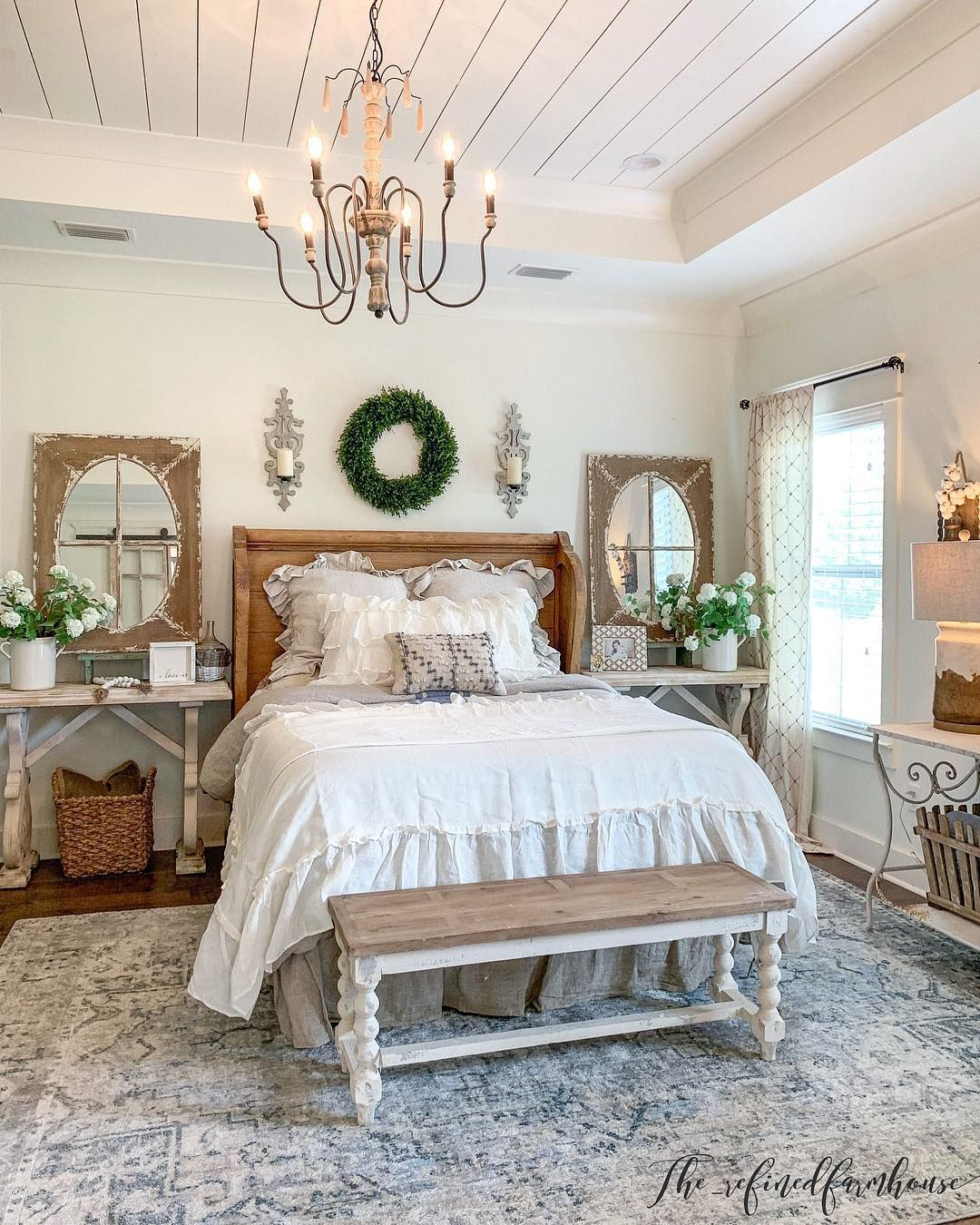 Wolf Whistles That S It We Can Go To Bed Now With Sweet Dreams Of This 𝒈𝒐𝒓𝒈𝒆𝒐𝒖𝒔 Master Amazing Bedroom Designs Country Master Bedroom Woman Bedroom