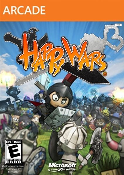 Happy Wars is a good game for you guys | Get this people | Xbox 360