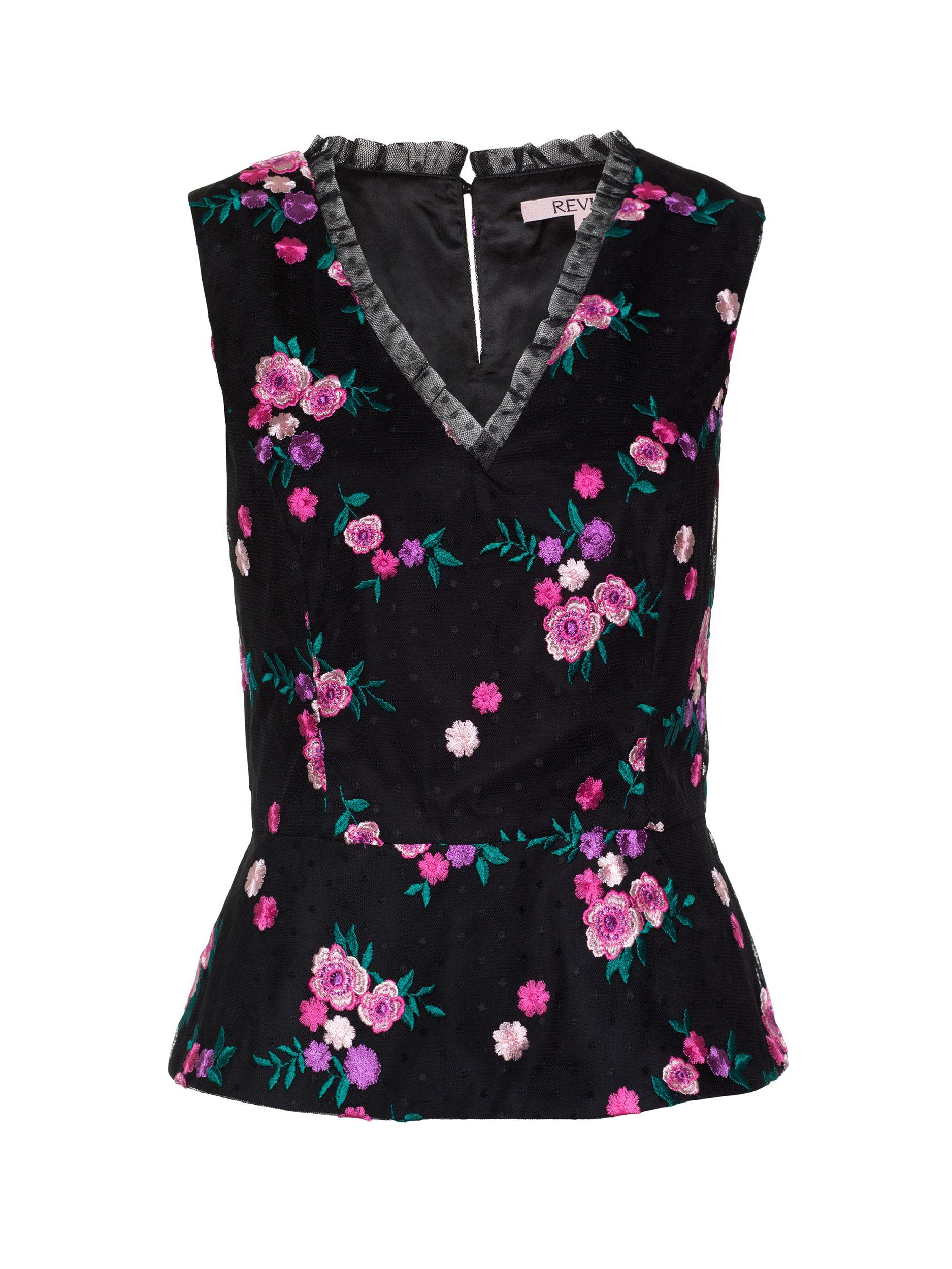 dc6d4494acd2 Frida Floral Top