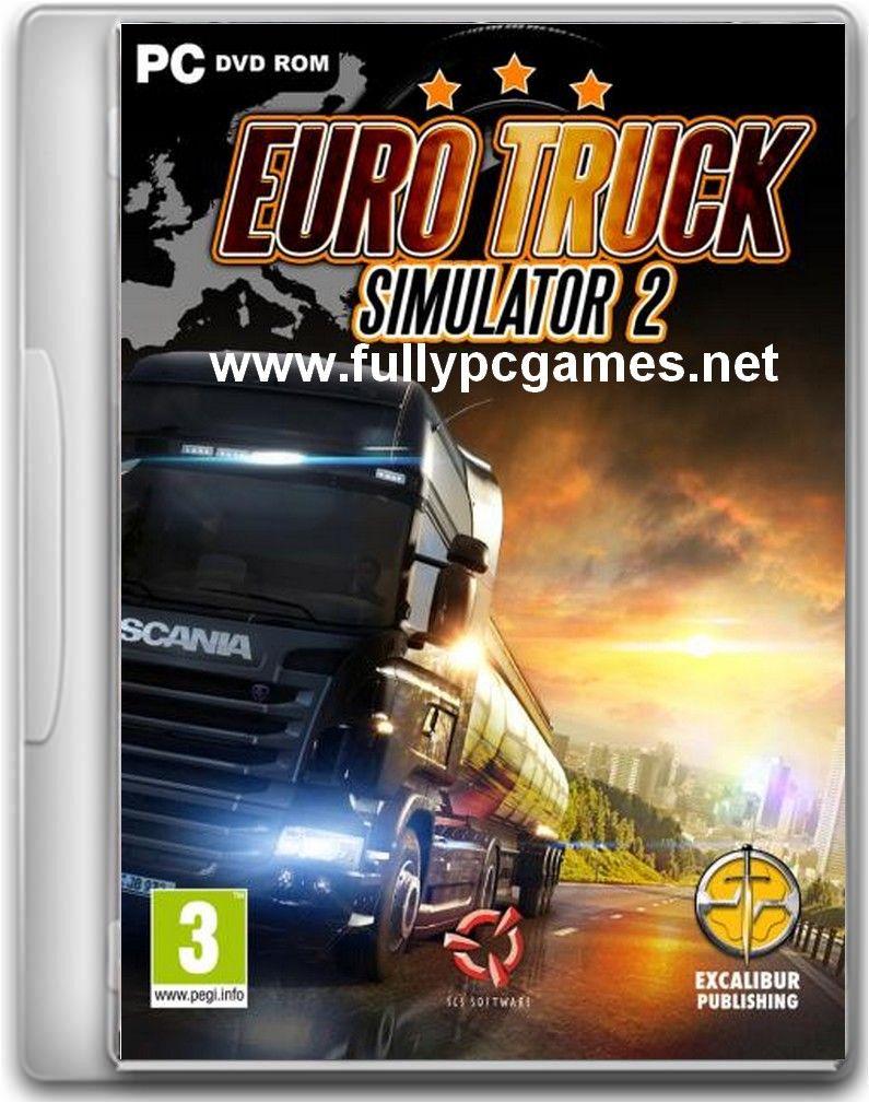 Euro Truck Simulator 2 Game Free Download Full Version
