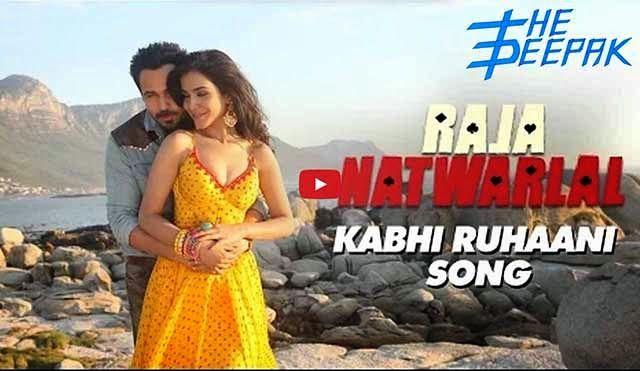 Kabhi Ruhani Kabhi Rumani sung by Benny Dayal - Raja Natwarlal ...