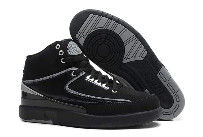 Air Jordan 2 Retro Black Chrome (308 308-001)  93d8fe2ab2