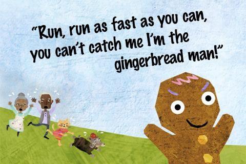 The Gingerbread Man Teaching Children Philosophy Gingerbread