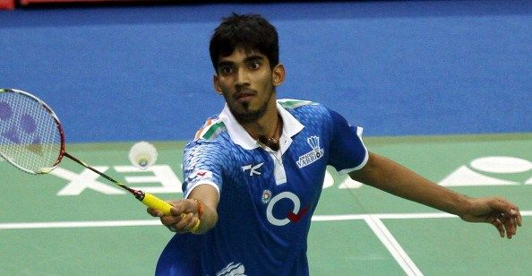 Ace Indian Shuttler And Top Seeded Badminton Player Kidambi Srikanth Remained The Only Indian Contestant At Indonesian Ope Badminton Tournaments Tennis Racket