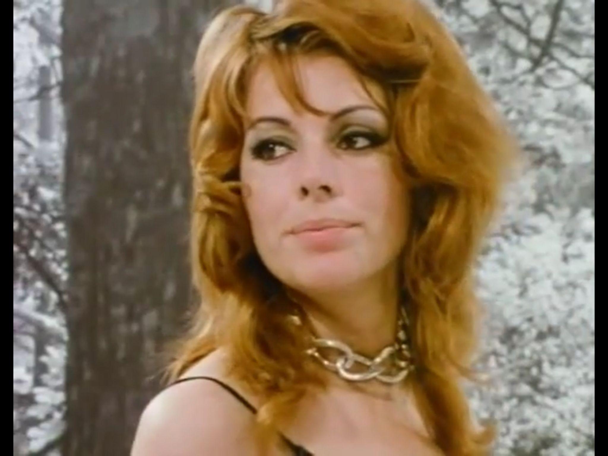 Virginie Vignon. French actress.