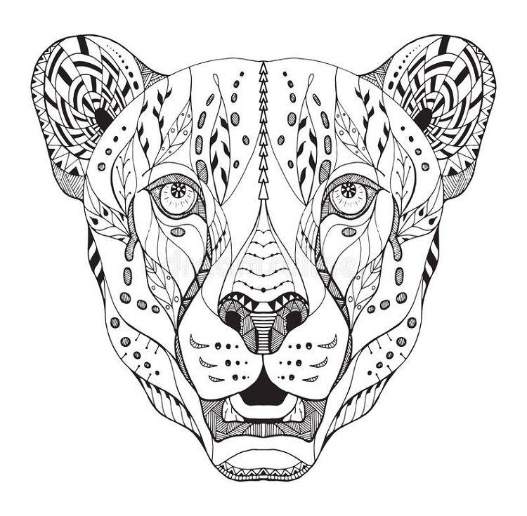 Cheetah Mandala Coloring Pages Check More At Http Coloringareas Com 6298 Cheetah Mandala Coloring Page Mandala Coloring Pages Mandala Coloring Coloring Pages