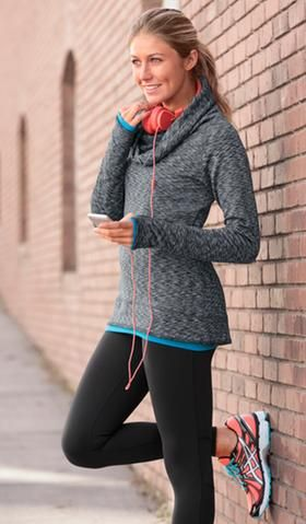 e244664761018 Shop by Sport: Winter Training Outfit Ideas | Athleta | My Style ...