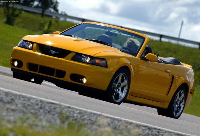 2004 Mustang Svt Cobra Convertible Mustang 2004 Ford Mustang New Edge Mustang
