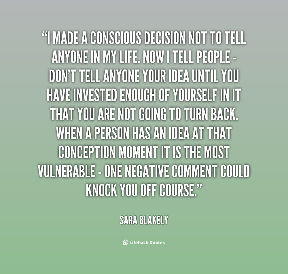 Conscious Quotes Sara Blakely Quotes Spanx And Business Sarablakely