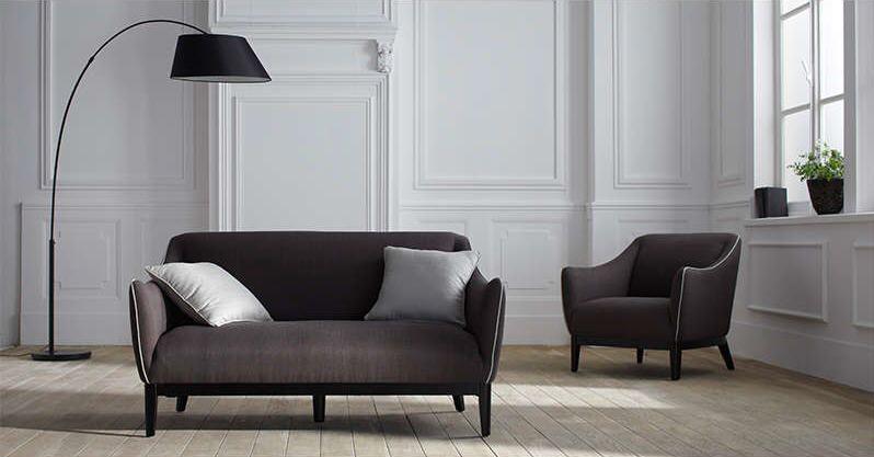 Soldes Achat Design achat Ensemble de Salon plet OSWALD fauteuil