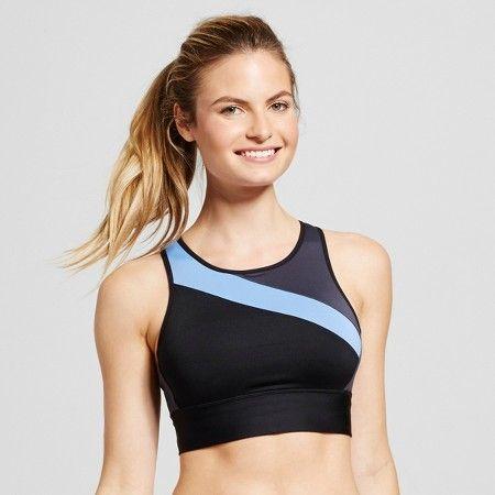 ca5a621673  20 Women s Asymetrical Long-Line Sports Bra - C9 Champion®   Target