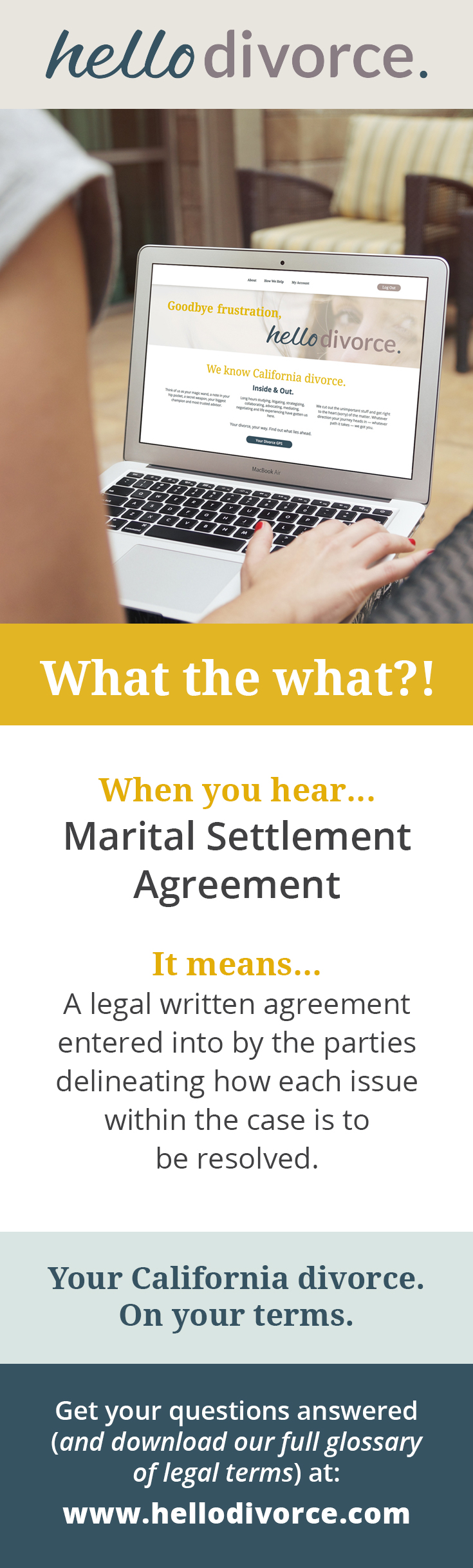 What Does Marital Settlement Agreement Mean Legalese Can Be So Hard