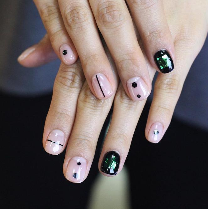 Sports Manicure