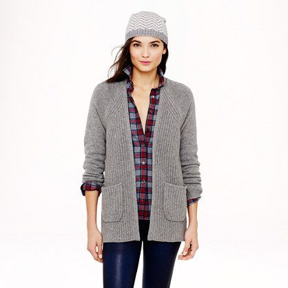 Collection cashmere long open cardigan - Cashmere - Women's new ...