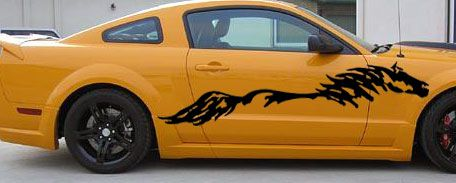 Mustang Horse Decals Google Search Mustang Pinterest - Decals for trucks customizedhorse decals horse stickersgraphics for horse trailers