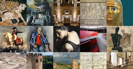 Google Art Project Platform Adds Civic Museums of Rome