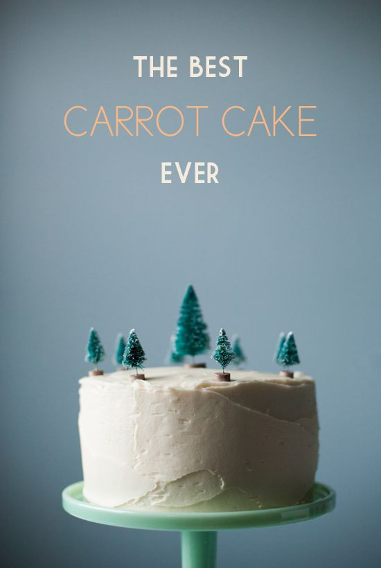 The Best Carrot CakeEver