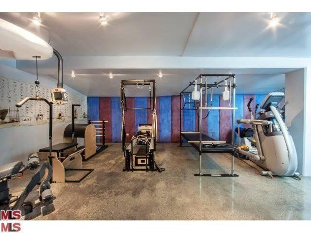 Realestate Yahoo News Latest News Headlines California Homes Architecture Home Gym