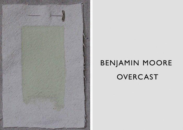 Best Jade And Celadon Green Paint Colors Benjamin Moore Overcast Remodelista