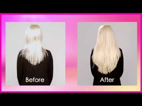 How To Use 2 Halo Hair Extensions For Ultimate Volume Stacking