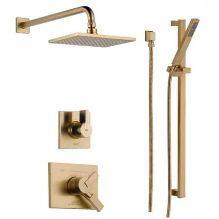 Delta Dss Vero 1701 With Images Shower Systems Shower Heads