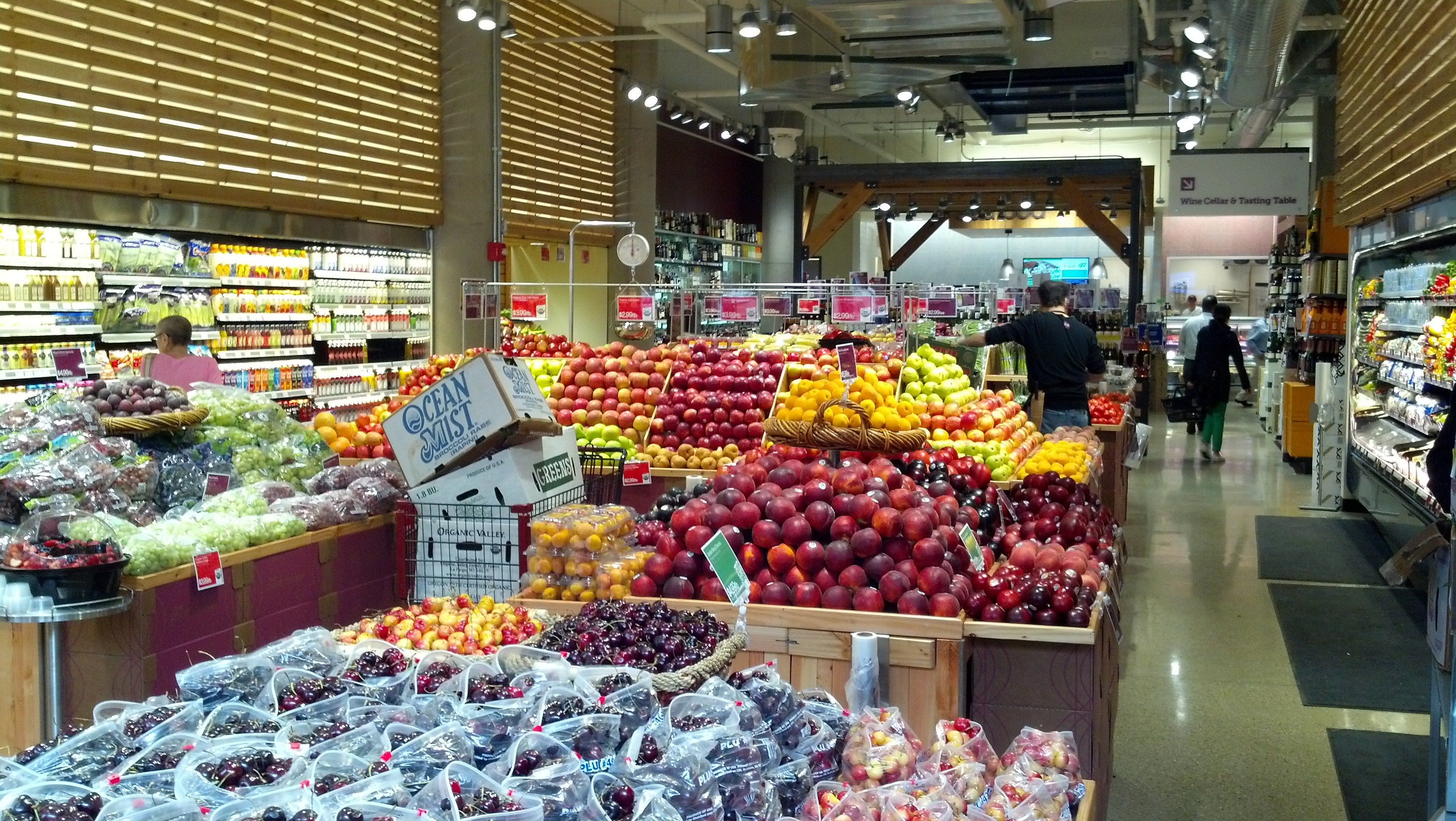 Exploring a New Grocery Store – Plum Market. Food Genius Blog.