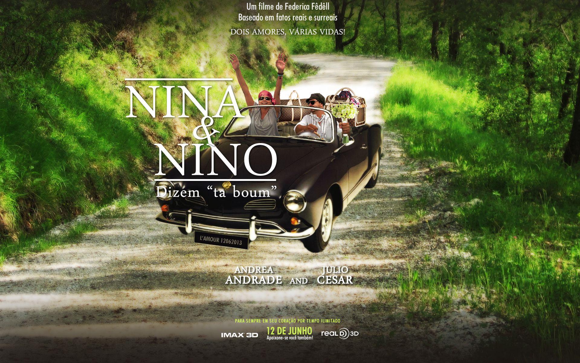 """Nina and Nino by AndreaAndrade  Concurso cultural """"Nina & Nino"""" participe!"""
