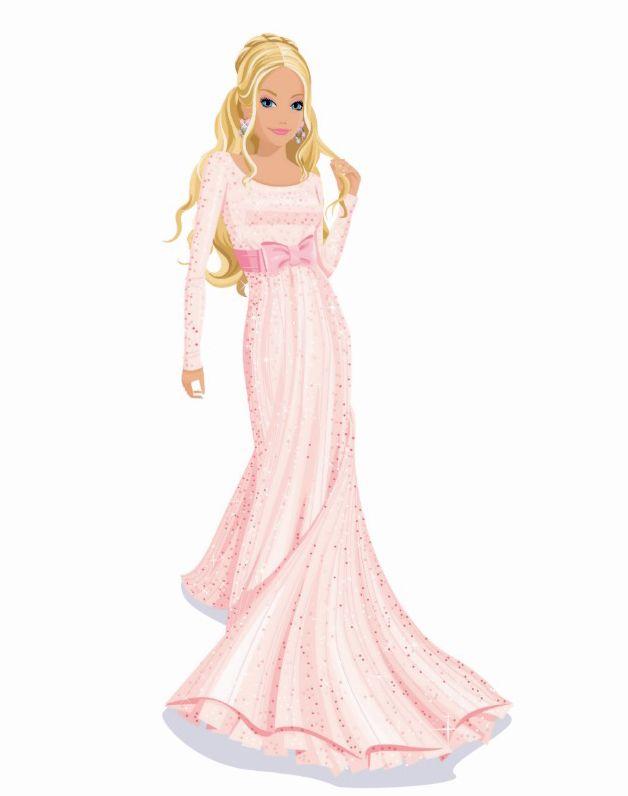 Барби: Современная принцесса | Барби, Принцессы ...