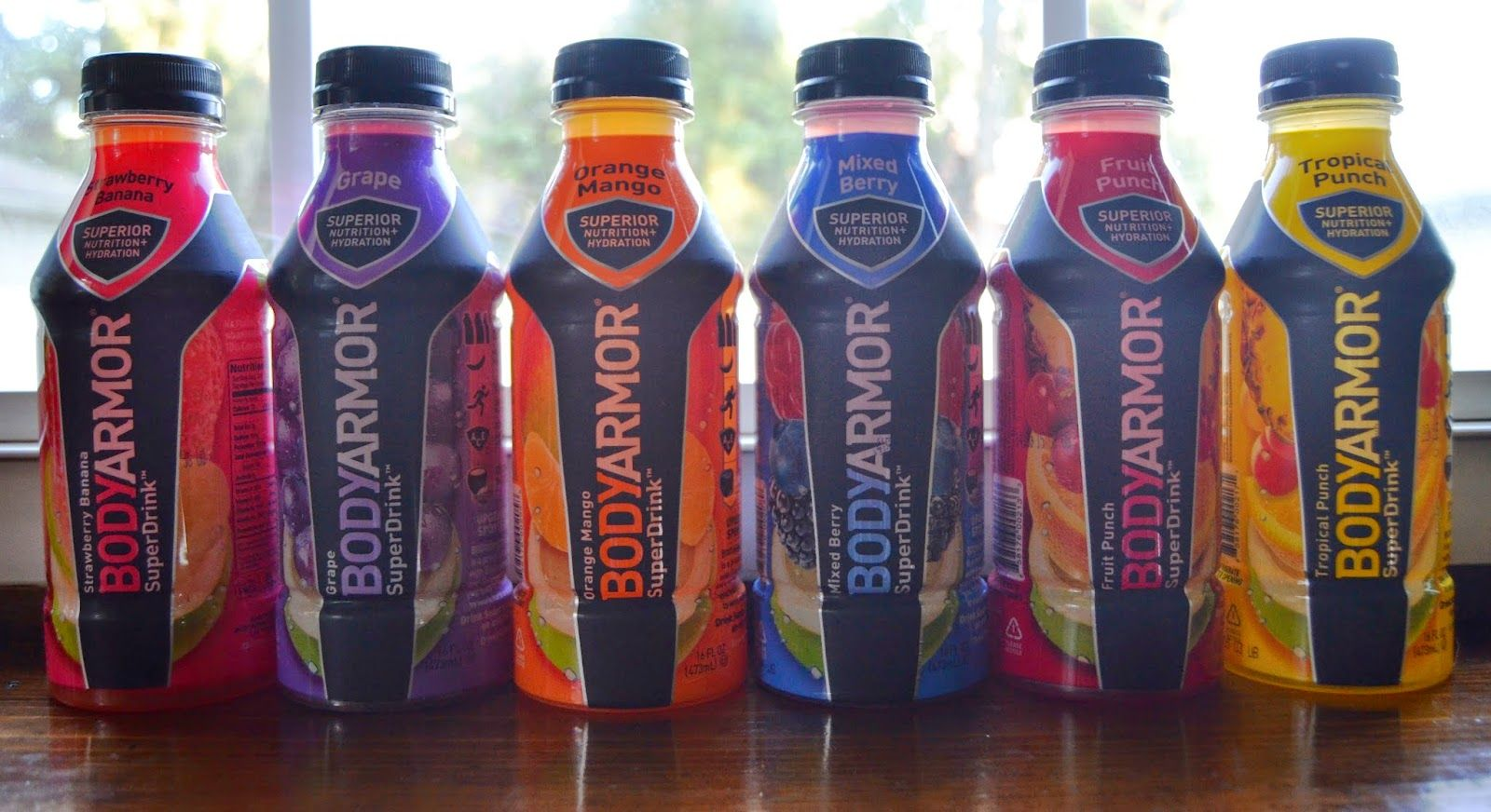 BODYARMOR Sports Drink Review Sports drink, Drinks