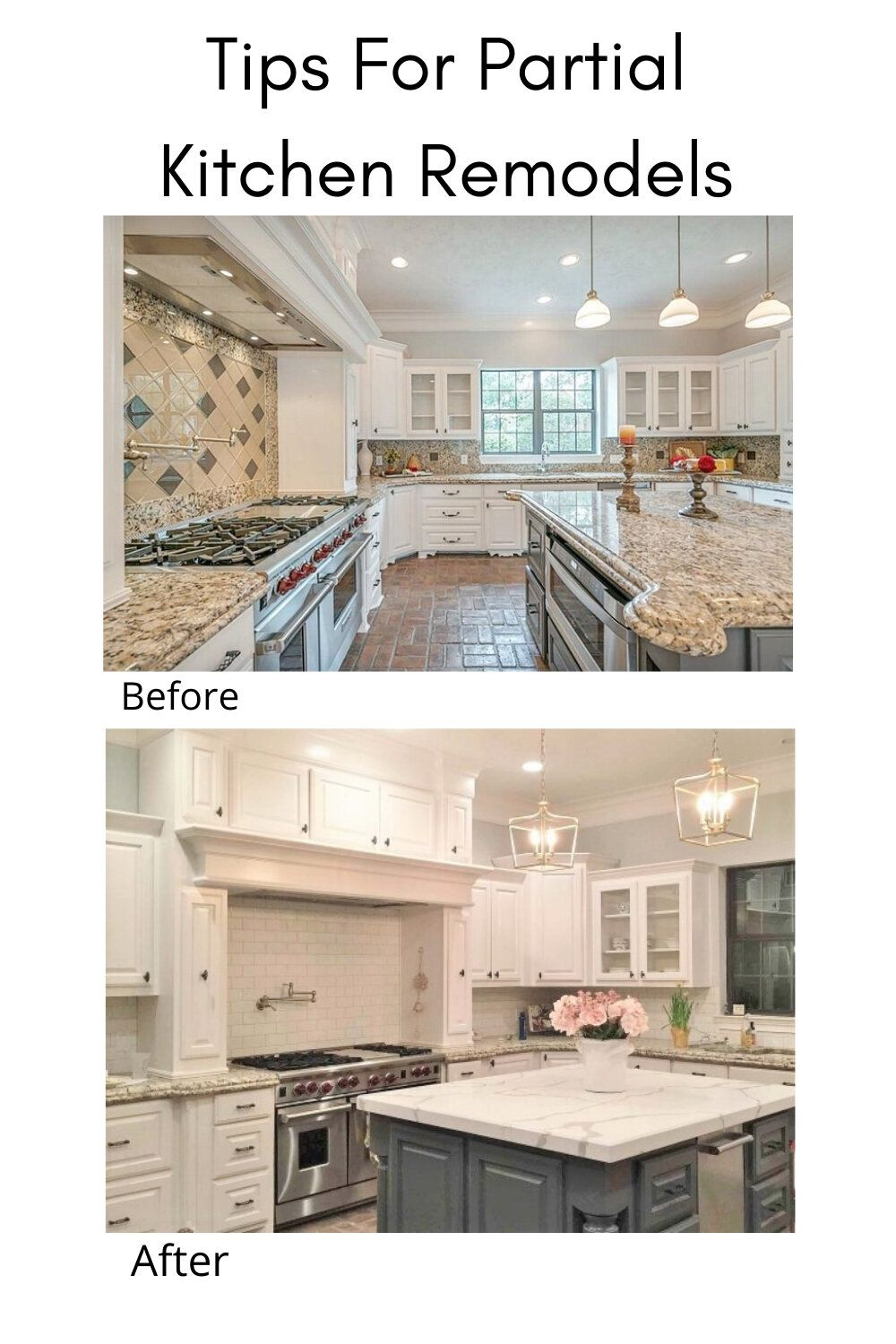 Tips For Partial Kitchen Makeovers When You Can T Remodel It All Designed Kitchen Diy Makeover Top Kitchen Trends Rustic Kitchen Design