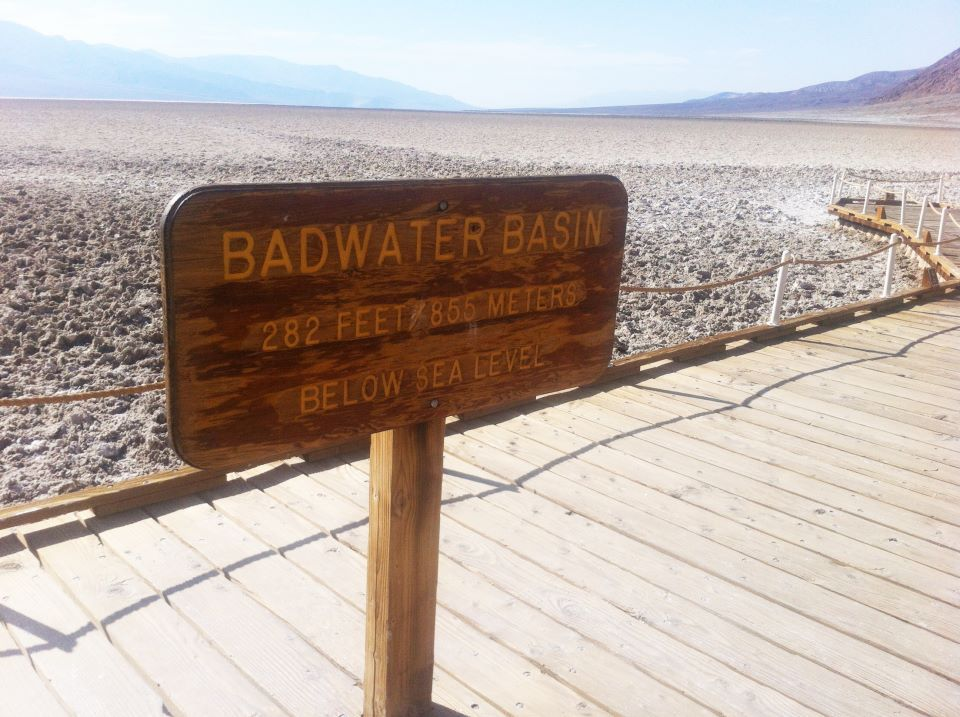 Badwater Basin The Lowest Point In North America Photography Tours North America Basin