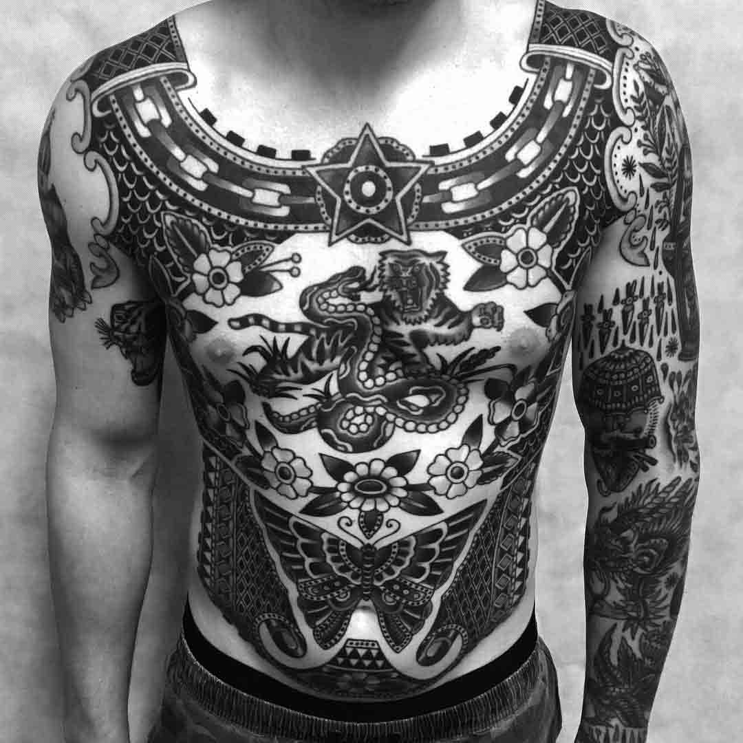 Full Body Tattoo Old School Best Tattoo Ideas Gallery Tatuagem Tradicional Tatuagem Egipcia Tatuagens