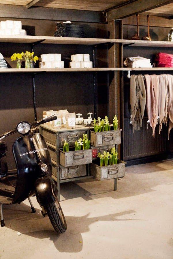 Vámonos de shopping con aire industrial · Let\'s go shopping ...