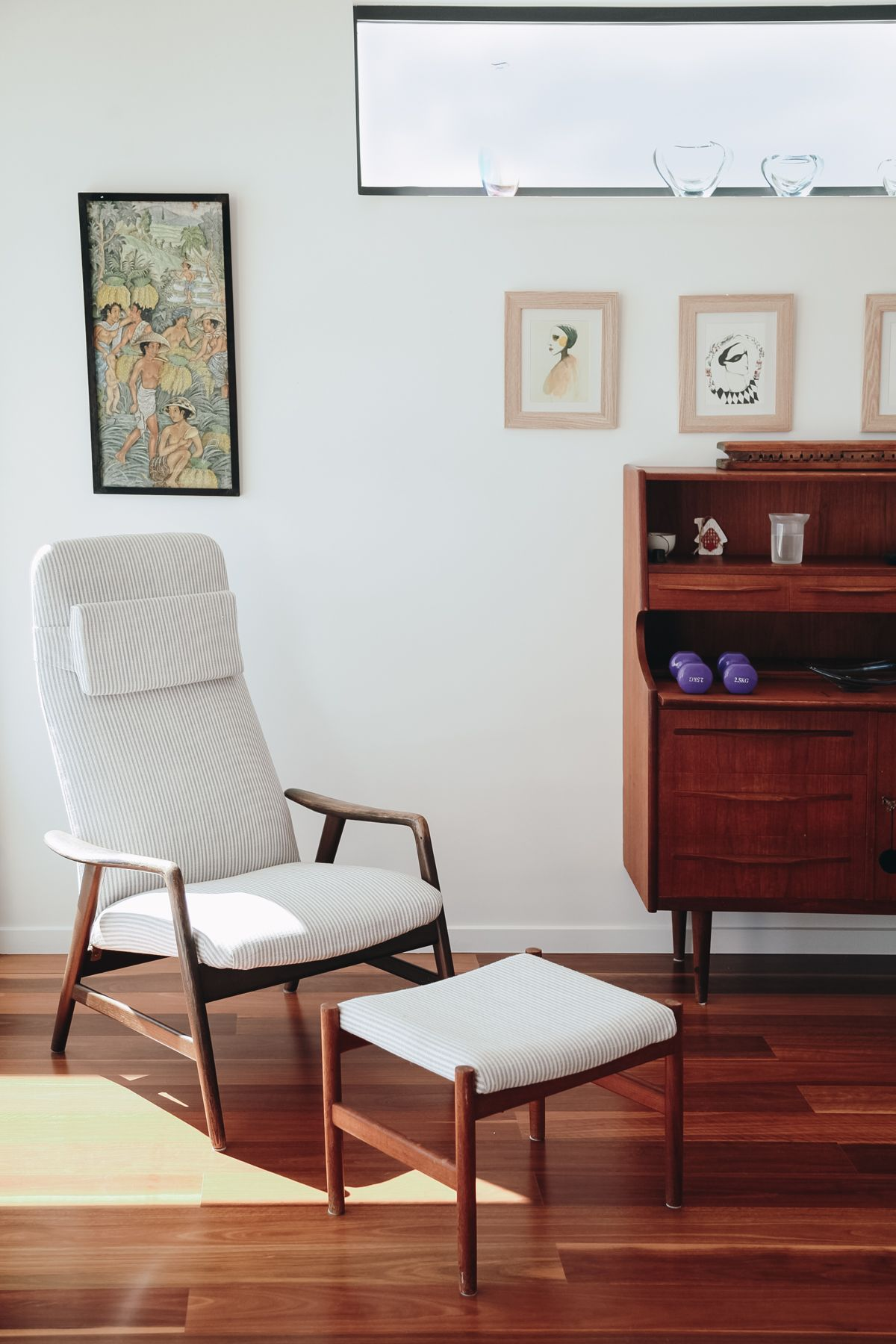 The White Room Scandinavia In The Tropics At Eva Col S Townsville House White Room Room Danish Furniture