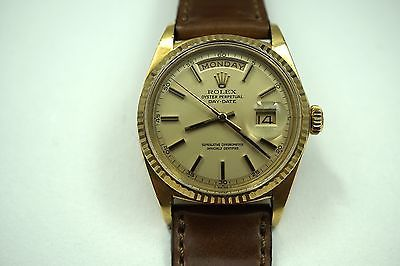 #Trending - ROLEX 1803 DAY DATE 18K AUTOMATIC DATES 1968 ORIGINAL DIAL BUY IT NOW!! https://t.co/Kh8mA3CSSE #Ebay https://t.co/smnbuhkQm7