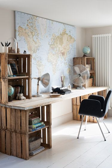 diy office space. Home Office Desk: Corner Computer Desk, Cheap Desk #Desk, #Computer Diy Space